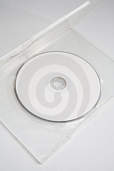 Blank Dvd Cd Hd Bluray Stock Images - Image: 5144484