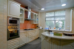 House interior Stock Photography