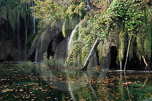 Plitvice Royalty Free Stock Images - Image: 5158829