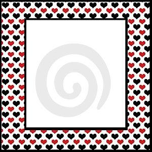 Lover's Frame Stock Photos - Image: 5159673