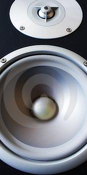 Acoustic Speaker Stock Photos - Image: 5164923