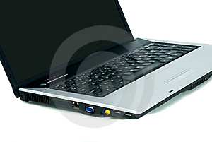 Hi-tech Laptop Computer Royalty Free Stock Photography - Image: 5168607