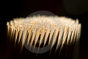 Toothpicks Stock Photos - Image: 5174153