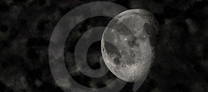 Moon Royalty Free Stock Photos - Image: 5177228