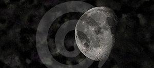 Moon Royalty Free Stock Photos - Image: 5177228