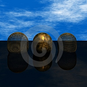 Abstract 3D Royalty Free Stock Image - Image: 5180136