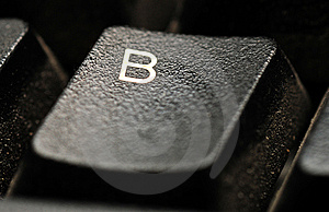 Computer Laptop Keyboard Stock Photos - Image: 5182553
