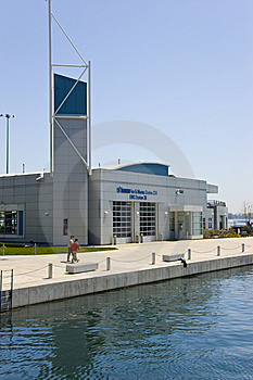 Toronto Fire & Marine Station Stock Images - Image: 5183684