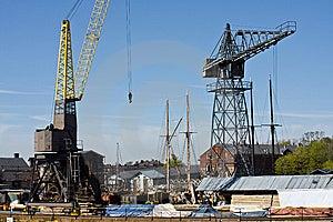 Dry Dock Stock Photos - Image: 5186983
