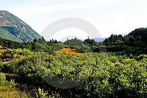 Mountain Plateau Royalty Free Stock Images - Image: 5187669