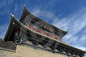Gate Tower Of The Ancient City. Stock Photos - Image: 5191003