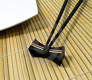 Chopsticks Royalty Free Stock Images - Image: 5195169