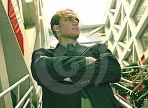 Confident Businessman Stock Photos - Image: 5197753