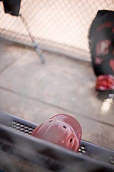 Baseball Helmet Stock Image - Image: 5197831