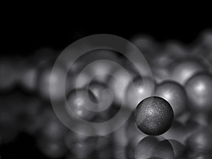 Spheres Royalty Free Stock Image - Image: 5199066