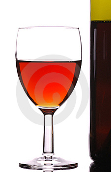 Wineglass Stock Photo - Image: 5199880