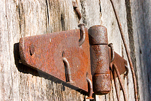 Old And Rusty Royalty Free Stock Photos - Image: 523368