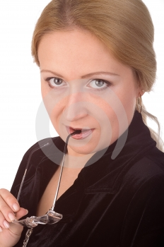Business Woman Royalty Free Stock Photos - Image: 523418