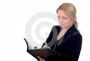 Business Woman Stock Photo - Image: 523420