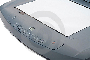 Multifunctional flatbed scanner