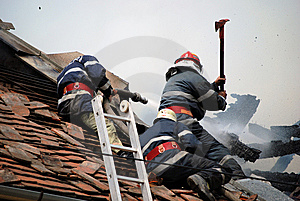 Fireman Royalty Free Stock Photography - Image: 5208267
