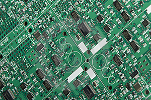 Circuit Borad Stock Photos - Image: 5208453