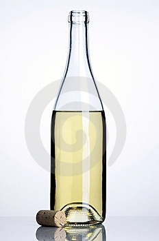 White Wine Stock Photo - Image: 5209270