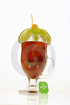 Iced Tea Stock Photo - Image: 5209820