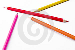 Colorful Pencils Stock Images - Image: 5213834