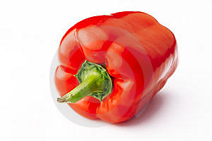 Red Pepper Royalty Free Stock Image - Image: 5213856