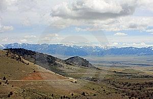 Montana Landscape Royalty Free Stock Images - Image: 5218399