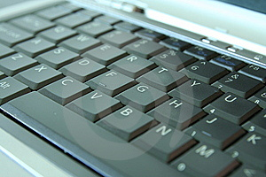 Laptop Keyboard Royalty Free Stock Photography - Image: 5222157