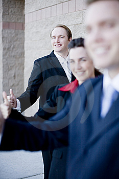 Business Team Free Stock Image