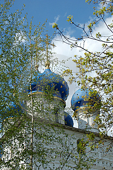 Orthodoxy Church Royalty Free Stock Images - Image: 5225409
