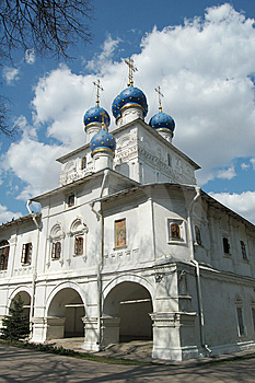 Orthodoxy Church Royalty Free Stock Photos - Image: 5225428