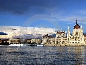 Budapest Parliament Stock Photos - Image: 5225653