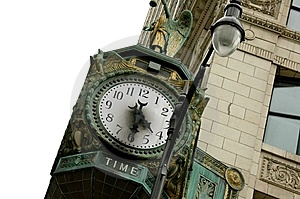 Time And Tide Waits For No Man Royalty Free Stock Image - Image: 5234136