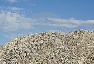 Heap Of Gravel Stock Photos - Image: 5245163