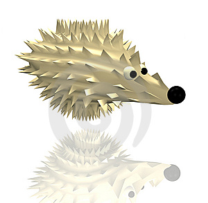 Hedgehog 2 Royalty Free Stock Photo - Image: 5249965