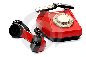 Telephone Stock Photo - Image: 5252770