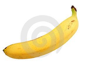 Banana Stock Image - Image: 5254141
