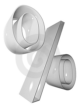 Symbol 3D Grey Stock Photography - Image: 5256172