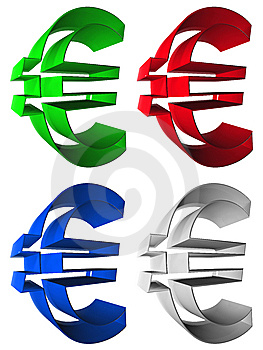 Symbol 3D Group Royalty Free Stock Images - Image: 5256359