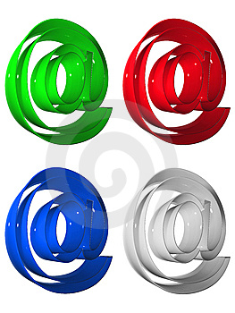 Symbol 3D Group Royalty Free Stock Images - Image: 5256449