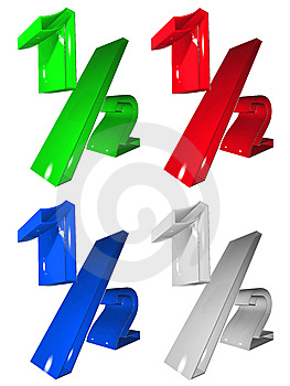 Symbol 3D Group Royalty Free Stock Photography - Image: 5256477
