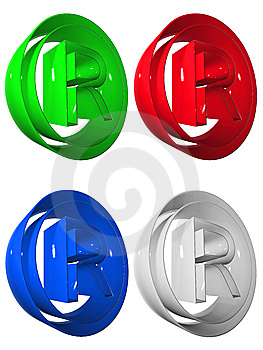 Symbol 3D Group Stock Photo - Image: 5256520