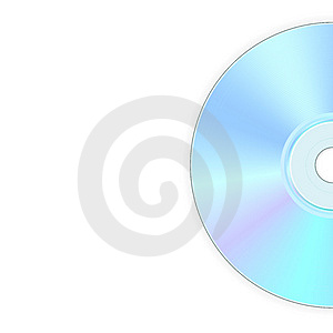 Compact Disc Royalty Free Stock Photos - Image: 5267918