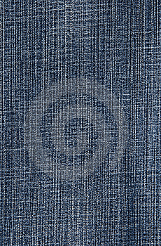Blue Denim Fabric Background Royalty Free Stock Images - Image: 5271859