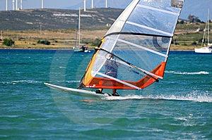 Windsurf Royalty Free Stock Photo - Image: 5279185