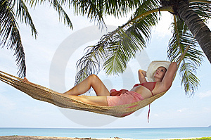 Getting Rest Royalty Free Stock Images - Image: 5288079